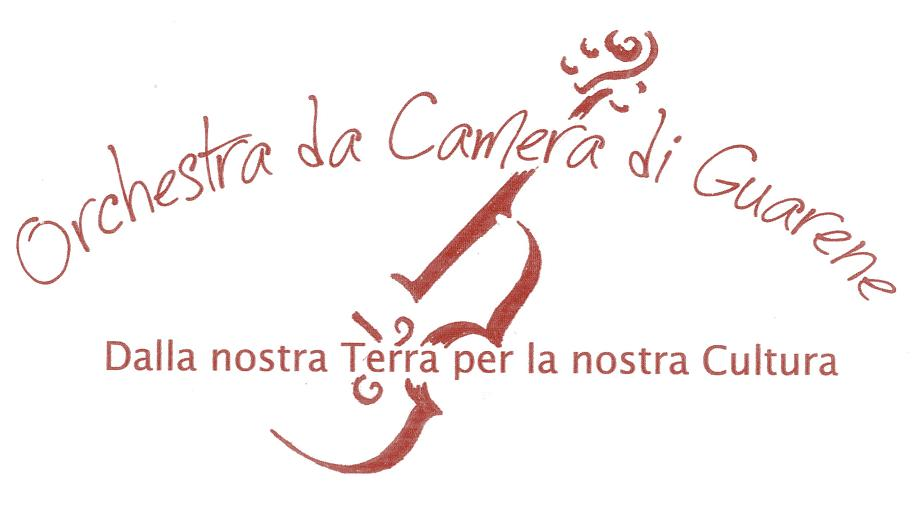 Orchestra giovanile da Camera di Guarene. Programma stagione concertistica 2014-2015
