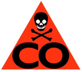 CAMPAGNA INFORMATIVA PERICOLO DI GAS TOSSICO MONOSSIDO DI CARBONIO